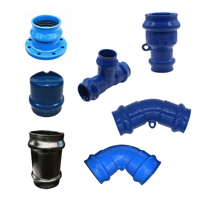 Pipe Fittings for PVC Pipe