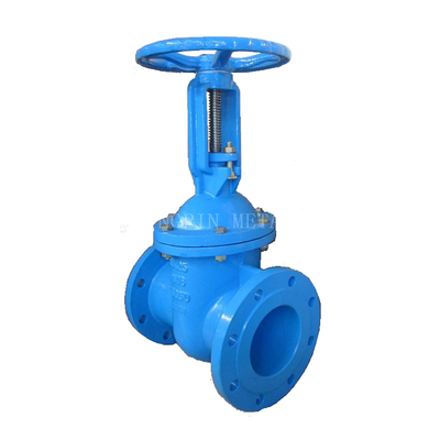 DIN3352-F5 / EN1171 Metallic Seated Gate Valve O.S.&Y