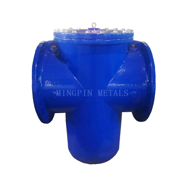 T Type Strainer / Basket Strainer