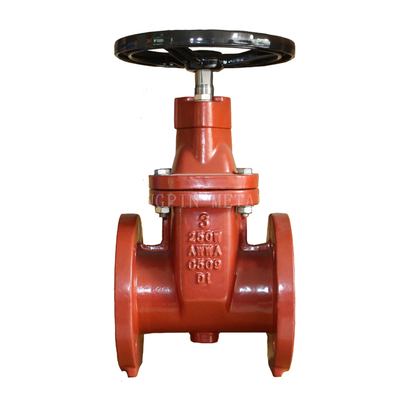 AWWA C509 / C515 Resilient Seated Gate Valve